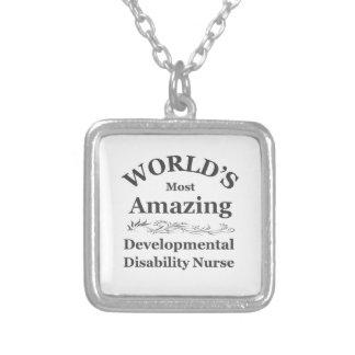 Amazing Developmental Disability Nurse Custom Jewelry