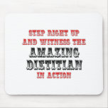 Amazing Dietitian In Action Mousepad