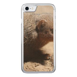 Amazing Dwarf Mongoose Carved iPhone 8/7 Case