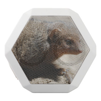 Amazing Dwarf Mongoose White Bluetooth Speaker