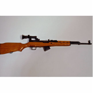 Amazing eastern block rifle cut out