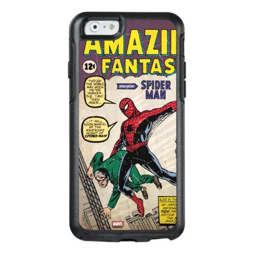 Amazing Fantasy Spider-Man Comic #15 Phone Case