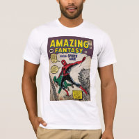Amazing Fantasy Spider-Man Comic #15 T-Shirt