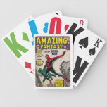 Amazing Fantasy Spider-Man Comic Cover Bicycle Playing Cards