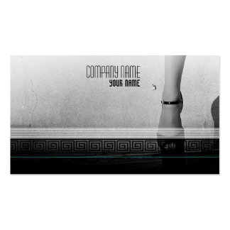 Amazing Fashion World Double-Sided Standard Business Cards (Pack Of 100)
