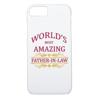 Amazing Father-In-Law iPhone 8/7 Case