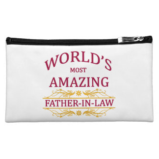Amazing Father-In-Law Makeup Bag