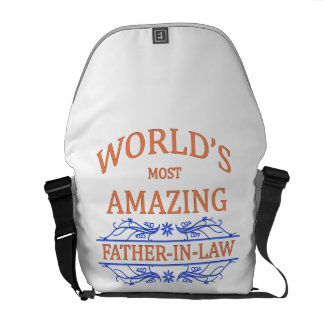Amazing Father-In-Law Messenger Bag