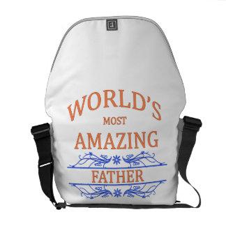 Amazing Father Messenger Bag