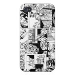 AMAZING FIST iPhone4 Case iPhone 4 Cover