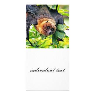 amazing Flight dog - bat Card
