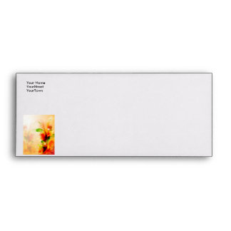 Amazing flowers envelopes