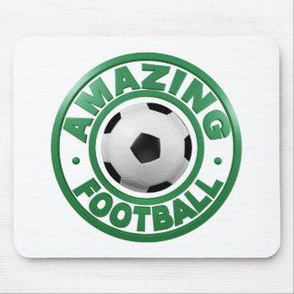 Amazing Football Mouse Pad