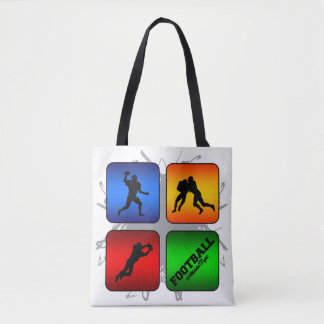 Amazing Football Urban Style Tote Bag