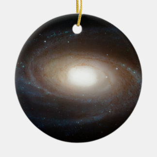 Amazing Galaxy Ceramic Ornament