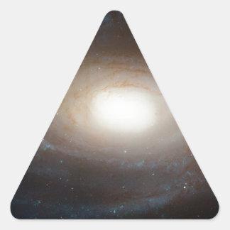 Amazing Galaxy Triangle Sticker