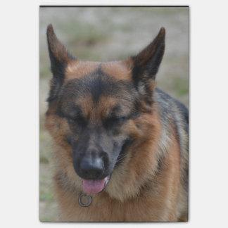 Amazing German Shepherd Post-it® Notes