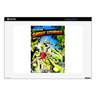 Amazing Ghost Stories Laptop Skin
