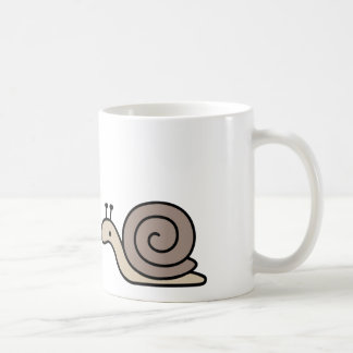 Amazing Giant Pet Snail Coffee Mug