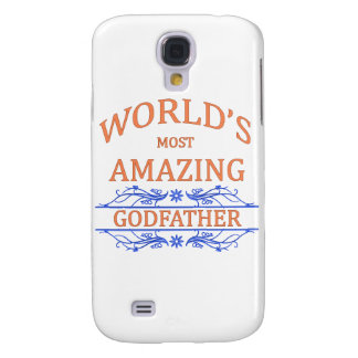 Amazing Godfather Galaxy S4 Cover