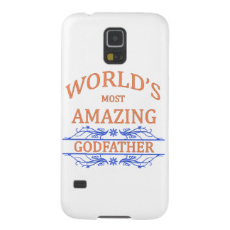 Amazing Godfather Galaxy S5 Cover