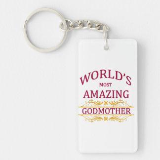 Amazing Godmother Keychain