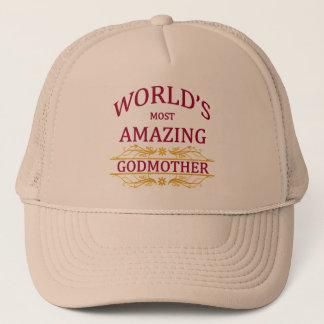 Amazing Godmother Trucker Hat