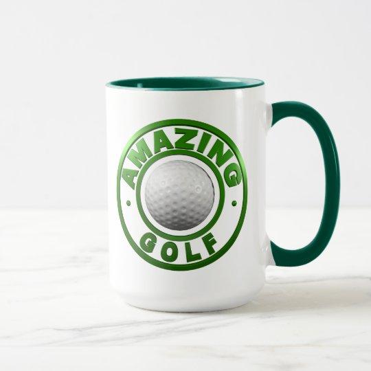 Amazing Golf Mug
