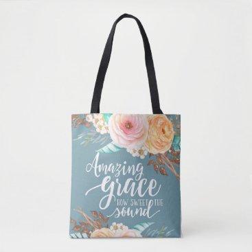 birthday Amazing Grace All Over Print Bag