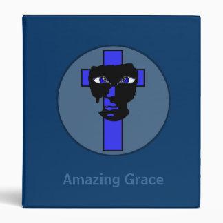 Amazing Grace 3 Ring Binders