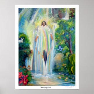 Amazing Grace by Sue Ann Jackson Poster