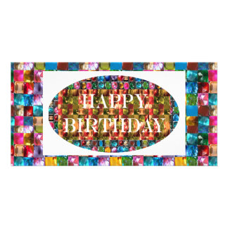 Amazing Grace:  Happy Birthday Card