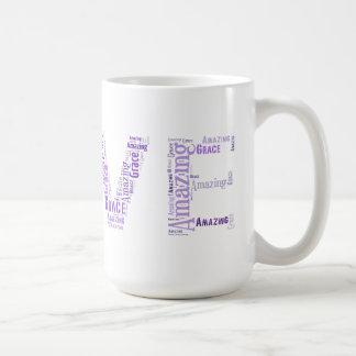 Amazing Grace Love Mug Purple GoTeamKate