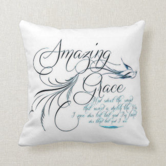 Amazing Grace Pillows