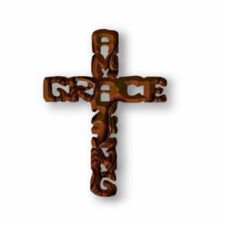 Amazing Grace Sculpture Magnet