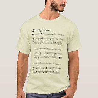Amazing Grace Shirt With Testimony