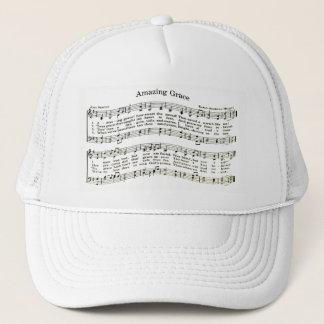 AMAZING GRACE TRUCKER HAT