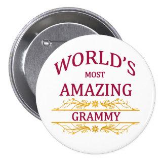 Amazing Grammy Button
