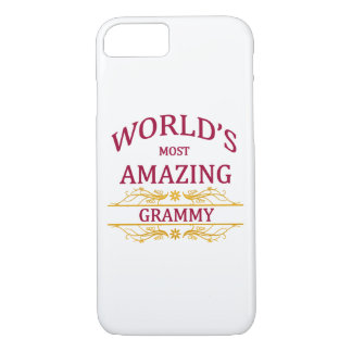 Amazing Grammy iPhone 8/7 Case