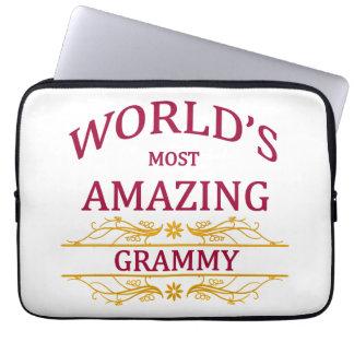 Amazing Grammy Laptop Sleeve