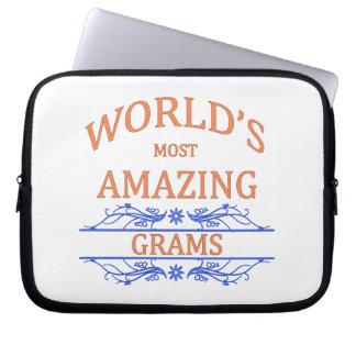 Amazing Grams Computer Sleeve