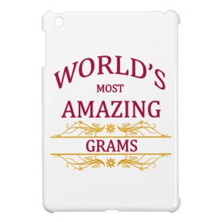 Amazing Grams iPad Mini Cover