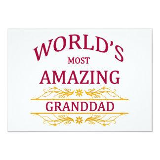 Amazing Granddad Card