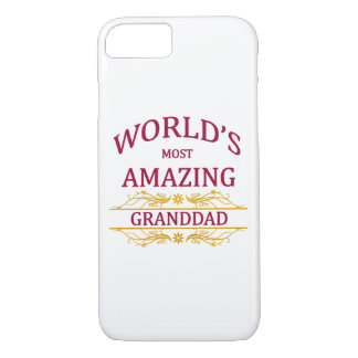 Amazing Granddad iPhone 8/7 Case