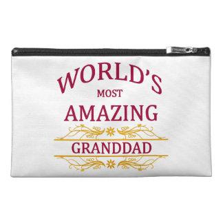 Amazing Granddad Travel Accessories Bags