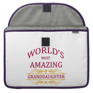Amazing Granddaughter Sleeve For MacBooks