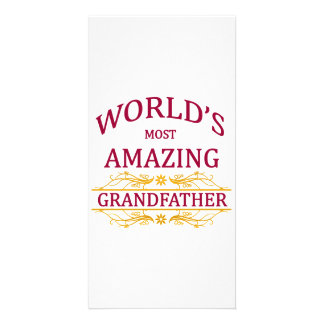 Amazing Grandfather Card