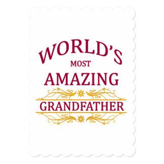 Amazing Grandfather Card