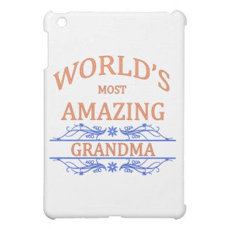 Amazing Grandma Case For The iPad Mini