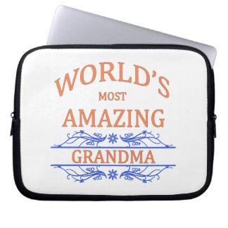 Amazing Grandma Computer Sleeve